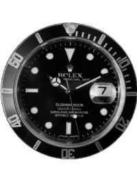 7.5 Rolex Watch Personalised Edible Icing or Wafer Cake Top Topper